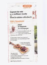 recette cuisine collective dans le magasine de cuisine collective cuisines et