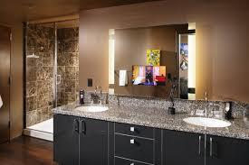 Lighted Bathroom Mirrors Brilliant Lighted Bathroom Mirrors Beautifully Lighted Bathroom