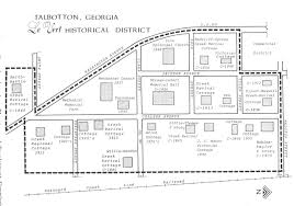 Greek Revival Floor Plans Talbot County Georgia Usgenweb Archives