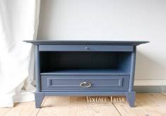 awesome navy blue end table items similar to sold painted