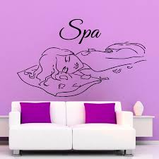 nude woman wall decals girl spa massage relax beauty salon nude woman wall decals girl spa massage relax beauty salon bathroom home vinyl decal sticker bath art mural home design decor by walldecalswithlove on etsy