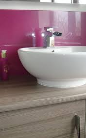 Number One Bathroom The Number One Uk Basin Splashback Suppliers Sprayed Splashbacks