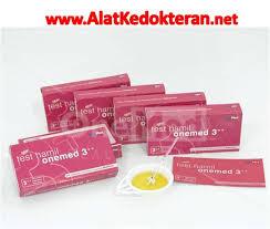 jual test alat test kehamilan onemed alat test 3