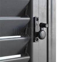 persiane blindate orientabili inalf persiane blindate in acciaio a lamelle orientabili