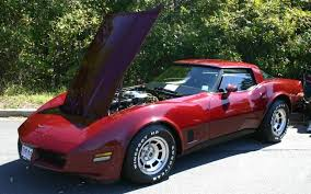 1981 chevy corvette chevrolet corvette