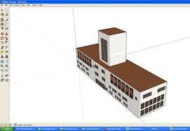 create a building sketchup tutorial
