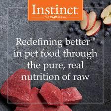 instinct limited ingredient diet grain free recipe natural dry dog