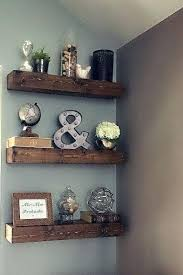 shelf decorations decorative floating shelves impressive decoration wall shelf