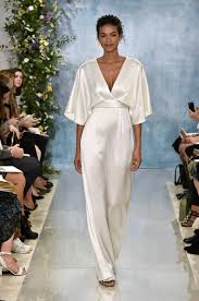 Wedding Dress Jumpsuit From Runway To Real Way Reception Bridal Looks You Have Got To