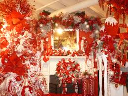 white christmas tree themes christmas lights decoration