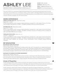one page resume samples resume peppapp