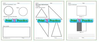 first grade math worksheets shapes numbers measurement