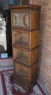 Stacking Bookcase Macey Co Half Size Stacking Bookcase