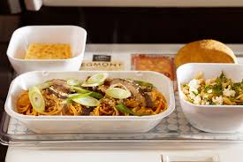 cuisine dinner cuisine and wine onboard your flight experience air zealand
