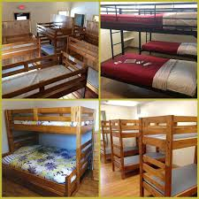 Bunk Beds For College Students Barn Door Furniture Bunk Beds Small Bedroom White With Stairs