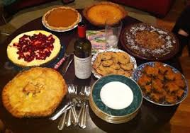 cooking this year s thanksgiving dessert table