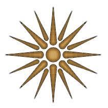 vergina sun phantis