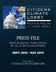 ccl press file sept 2012 may 2013 by citizens climate lobby issuu