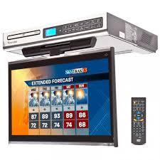 Kitchen Televisions Under Cabinet Venturer Klv3915 Under Cabinet Kitchen Tv Right Side Of Tv
