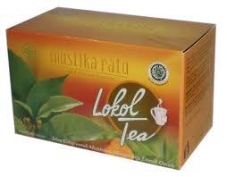 produk lokol tea mustika ratu