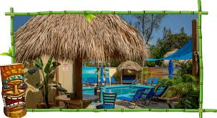 Tiki Hut Material Commercial Custom Built Tiki Huts Bars Palm Huts In Florida