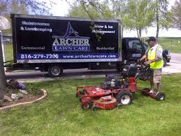 Landscaping Companies Kansas City by Lawn Care U0026 Landscaping St Joseph Mo Archer Lawn Care