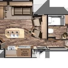 Open Range 5th Wheel Floor Plans Studio Apartment 3d Floor Plans Http Viajesairmar Com