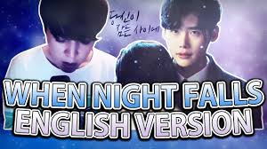 download mp3 eddy kim when night falls english cover while you were sleeping ost part 1 eddy kim 에디킴