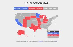 Texas Election Map by Portfolio