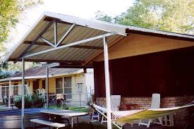 22 steel patio cover electrohome info