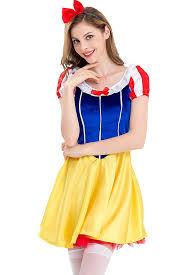 yellow snow white princess dress storybook costume storybook