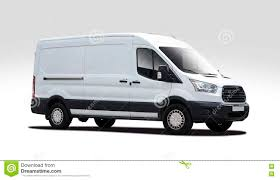 van ford transit white van ford transit stock photo image 73382316