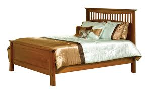 Amish Bedroom Furniture Mission Style Amish Beds Amish Custom Furniture