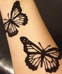 24 simple butterfly mehndi design for domseksa com