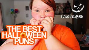 halloween puns youtube