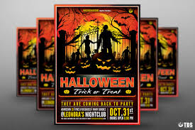 free halloween flyer background 45 best halloween psd party flyer templates 2016 630 best