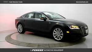 used 2014 audi a7 for sale in san jose ca near sunnyvale los