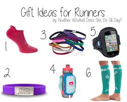 friday fitness gift ideas for runners and a giveaway what does