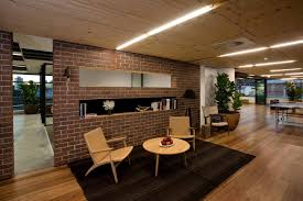 Modern Brick Wall by Natural Modern House Brick Walls Ideas Penaime