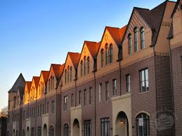 townhouses free stock photo image picture condos houses