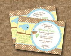 Christian Baby Shower Favors - bless the nest baby shower ideas cute birds nest ideas with tons