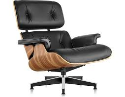 Desk Chair Herman Miller Eames Lounge Chair Without Ottoman Hivemodern Com