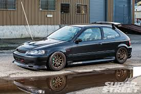 honda civic 2000 modified honda civic hatchback buscar con google jdm stance