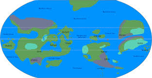 Pokemon X And Y Map The Pokemon World Map Solved General Pokémon Forum
