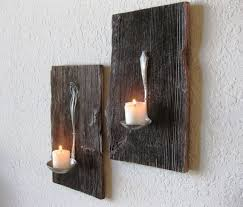 Antique Iron Sconces 107 Best Reclaimed Wood Sconces Images On Pinterest On The Beach