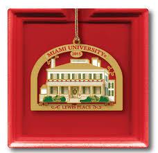 miami commemorative ornaments