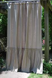 Curtains With Ruffles Our