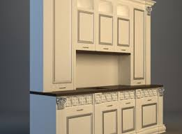 Kitchen Cabinet 3d Oven 3d Kitchen Cabinet Cgtrader