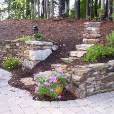 Landscaping Ideas Hillside Backyard 37 Best Hillside Landscaping Images On Pinterest Backyard Ideas