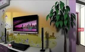 tree and tv wall design for living room download 3d house